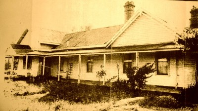 Shepparton's historic  Hurlstone Homestead before a restoration effort that's lasted almost a quarter of a century.