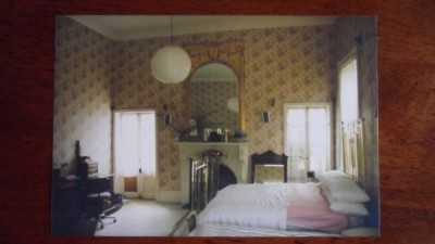 Restoration Heritage Building Hurstone Homestead Shepparton Victoria Bedroom